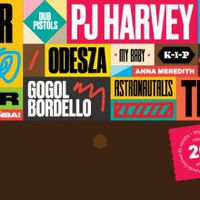 PJ Harvey, Polica, Flying Lotus és mások a jubileumi huszadik Pohoda fesztiválon!