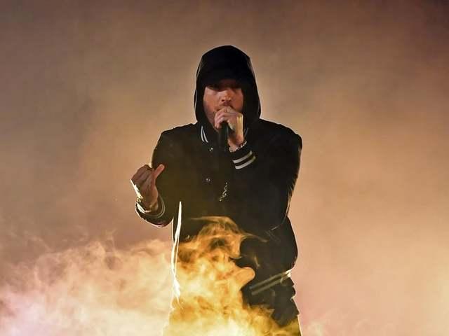 Eminem elővette Trumpot, az amerikai titkosszolgálat meg Eminemet
