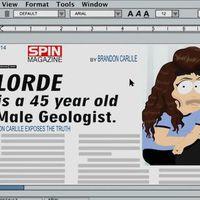 Itt a South Parkból a teljes Lorde-dalparódia, ya ya ya!