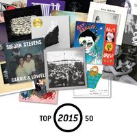 2015 ötven legjobb albuma a Recorder szerint
