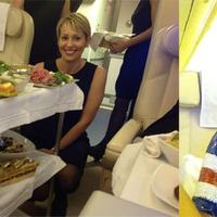 Lady Gaga egy Boeinget kapott ajándékba