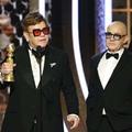 Elton John nyert, a Netflix bukott a Golden Globe-díjátadón