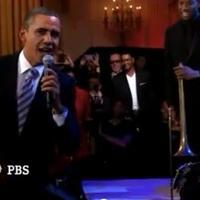 Barack Obama most Mick Jagger mikrofonjába énekelt – B.B. Kinggel duettben