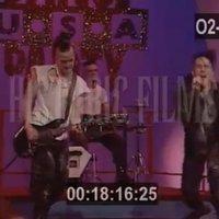 Nine Inch Nails: Down In It (1989-es tévéfellépés)