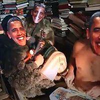 Klippremier! D.O.G.: Obama