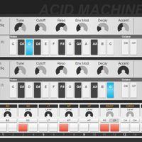 Írj egy acid house-számot, most!