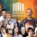Hiperkarma, Ivan & the Parazol, Fran Palermo, Beck Zoltán, Anna and the Barbies és sokan mások május elején az ingyenes Budaörs Fesztiválon!