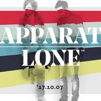 Október 7-én Lone és Apparat táncoltat a Dürer Kertben!