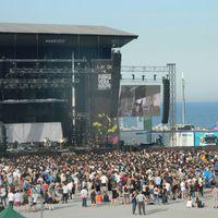 A háttérben a tenger – Primavera élet- és koncertképek