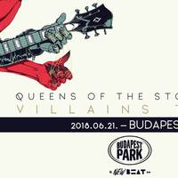 Ma este Queens Of The Stone Age a Budapest Parkban!
