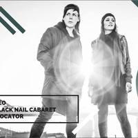 REC061 magazin launch a debreceni Nagyerdei Víztoronyban a neóval és a Black Nail Cabaret-vel
