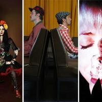 Burn Baby Burn: Alexander Hacke + Danielle de Picciotto + Khan + Kid Congo Powers + Julee Cruise