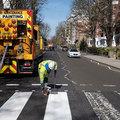 Tíz hét után újra megnyílt az Abbey Road
