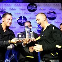 2013-ban is Ballantine's Music Awards, az év DJ-je választás!