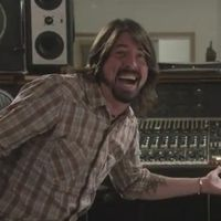 Dave Grohl dokumentumfilmjének kézzel írt sajtóanyaga
