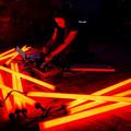 Utaztatás a zene és a fények fészkéből – Kedd este Mákó Rozi online live set-je a Trafóból!