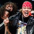 A Foo Fighters és a Guns N' Roses tagjai összeálltak egy szám erejéig