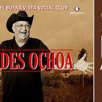 Ma este Eliades Ochoa az Akvárium Klubban