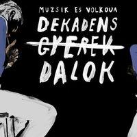 EP-premier! Muzsik és Volkova: Dekadens (gyerek)dalok