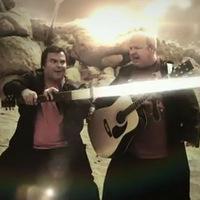 Tenacious D: Rize Of The Fenix (videoklip) + JackBlack-videóinterjú