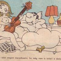 Elhunyt Balázs-Piri Balázs, a popkultúrát is előszeretettel karikírozó grafikus