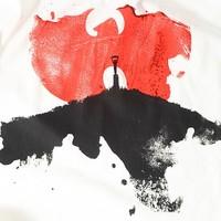 W, mint Budapest - Wu-Tang Clan turnépóló magyar ruhamárkától