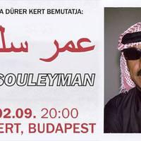 Nyerj páros belépőjegyet Omar Souleyman koncertjére a Dürer Kertben!
