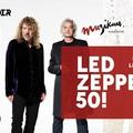 Led Zeppelin 50! születésnapi koncert szombaton a Muzikumban.