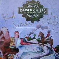 Minden délben ajándék! Ma: Kaiser Chiefs CD-k