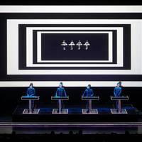 Ma este Kraftwerk a Budapest Arénában!
