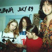 Így néz ki a Nirvana első lemezszerződése