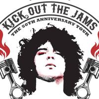 Az ötvenéves Kick Out The Jams dallamai Budapesten is felcsendülnek, élőben