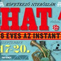 Synkro, Snavs, Ital Tek, Om Unit - bass music ajándékkosár az Instant 6. születésnapjára