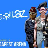 Ma este Gorillaz a Sportarénában!