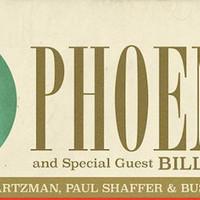Bill Murray és a Phoenix közös karácsonyi dalt ad ki