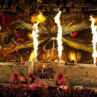 Ma este Iron Maiden a Papp László Sportarénában