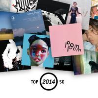 2014 ötven legjobb albuma a Recorder szerint