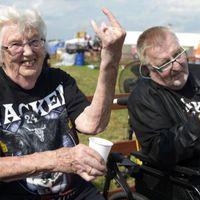 Metálkoncertre szökött két nyugdíjas egy német idősotthonból