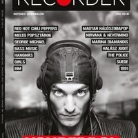 A Recorder magazin második száma