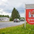 Az észteknél még a közúti táblák is a Metallicát dicsőítik