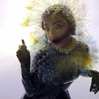Björk feltárja a szívét új klipjében