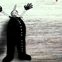 I Touch A Red Button Man – David Lynch animációja aLights című Interpol-számhoz