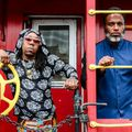 Shabazz Palaces: Quazarz vs. The Jealous Machines + Quazarz: Born On A Gangster Star (lemezkritika)
