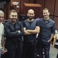 Klippremier! Innergarden: Átmeneti (Studio Session)