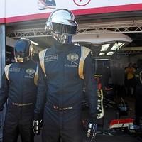 A Daft Punk tagjai elnéztek a Monacói Nagydíjra (fotógaléria)