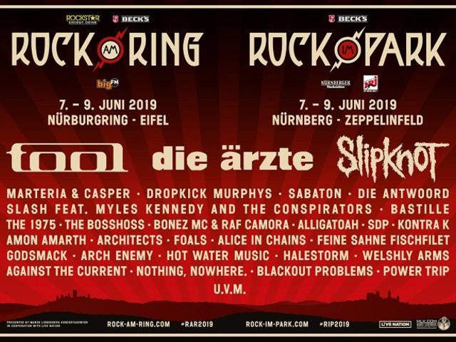 Vakáció feszt zenével 2019 – Nyári fesztiválok Európában (2. rész: Rock im Park / Rock am Ring)