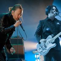A Radiohead együttes Jack White stúdiójában készített felvételeket