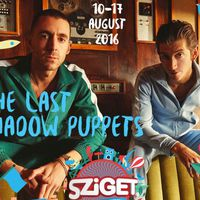 The Last Shadow Puppets és Years & Years a Szigeten!