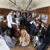 Vonatos rockdoksi a Mumford & Sons-ról – Big Easy Express (filmnéző)