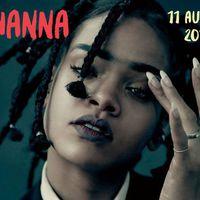 Rihanna a Sziget nulladik napján!
